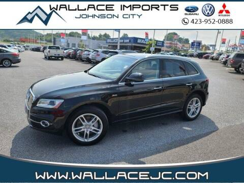 2016 Audi Q5 for sale at WALLACE IMPORTS OF JOHNSON CITY in Johnson City TN