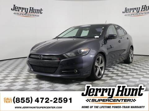 2014 Dodge Dart for sale at Jerry Hunt Supercenter in Lexington NC