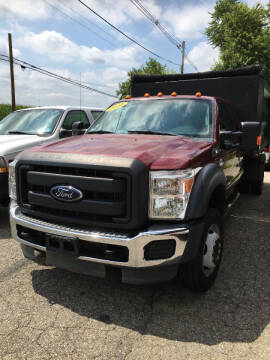 2014 Ford F-550 Super Duty for sale at A Better Deal in Port Murray NJ