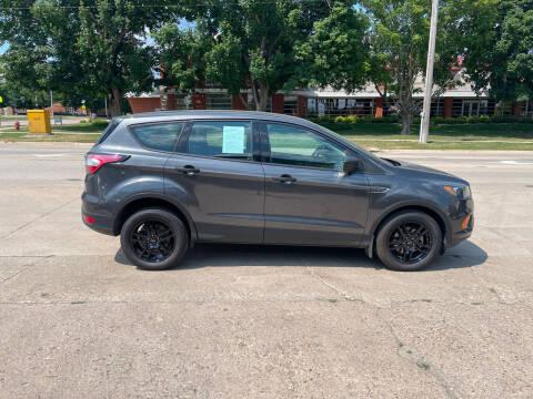 2018 Ford Escape for sale at Mulder Auto Tire and Lube in Orange City IA
