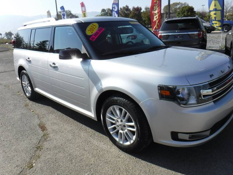 2015 Ford Flex for sale at Budget Auto Sales in Carson City NV
