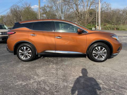 2015 Nissan Murano for sale at Westview Motors in Hillsboro OH