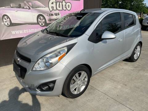 2015 Chevrolet Spark for sale at Euro Auto in Overland Park KS