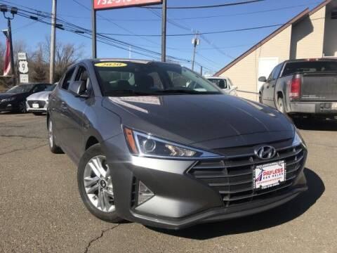 2020 Hyundai Elantra for sale at PAYLESS CAR SALES of South Amboy in South Amboy NJ