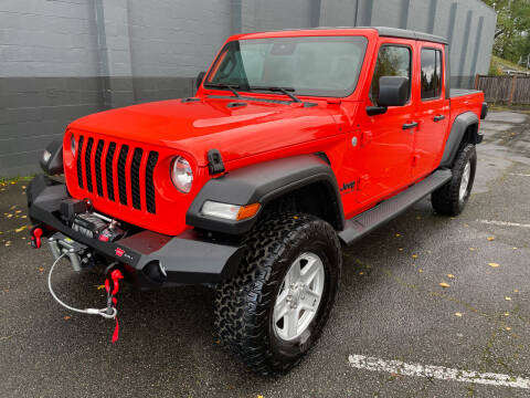 2020 Jeep Gladiator for sale at APX Auto Brokers in Lynnwood WA