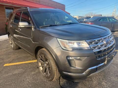 2019 Ford Explorer for sale at Rusak Motors LTD. in Cleveland OH