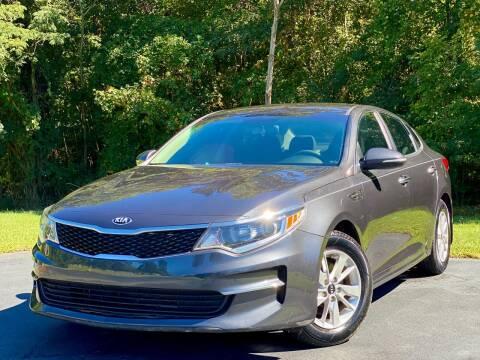 2017 Kia Optima for sale at Sebar Inc. in Greensboro NC
