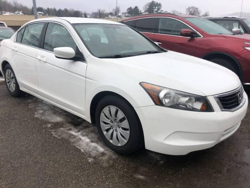 2010 Honda Accord for sale at Matt Jones Preowned Auto in Wheeling WV