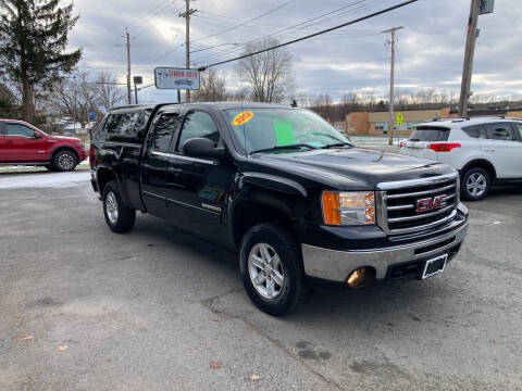 2012 GMC Sierra 1500 for sale at JERRY SIMON AUTO SALES in Cambridge NY