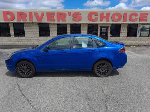 2010 Ford Focus for sale at Driver's Choice in Sherman TX