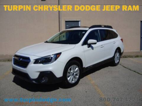 2018 Subaru Outback for sale at Turpin Dodge Chrysler Jeep Ram in Dubuque IA