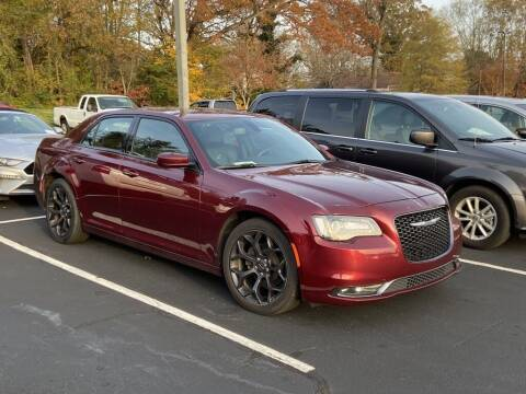 2019 Chrysler 300 for sale at Stearns Ford in Burlington NC