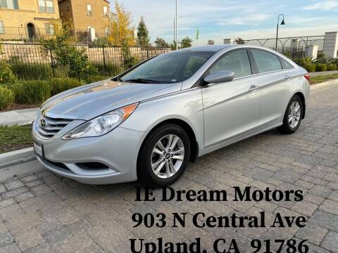 2012 Hyundai Sonata for sale at IE Dream Motors-Upland in Upland CA