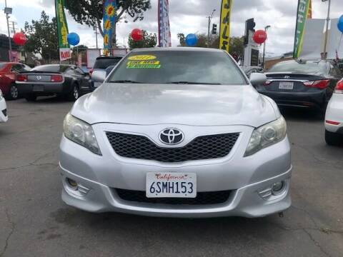 2011 Toyota Camry for sale at Alliance Auto Group Inc in Fullerton CA