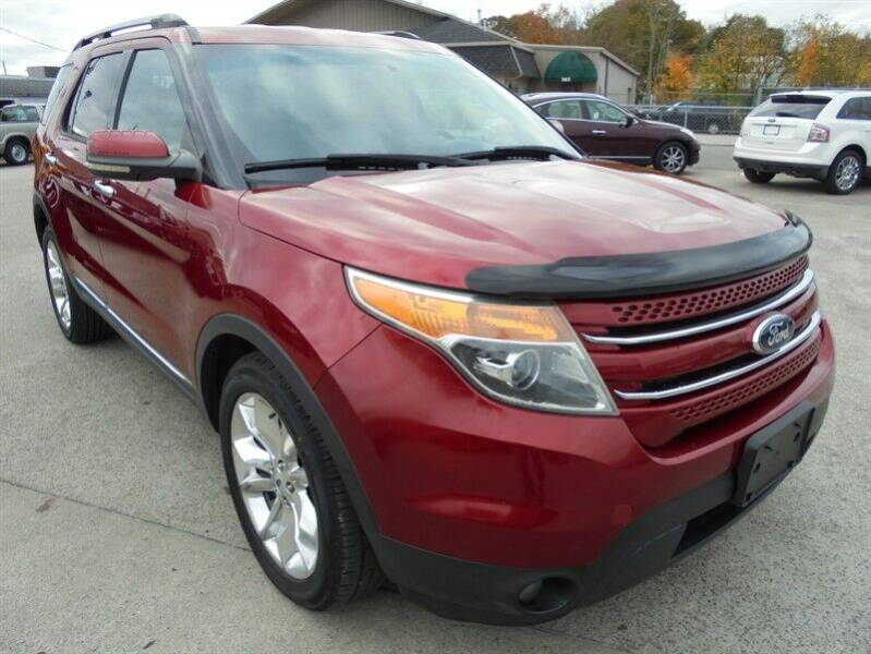 2013 Ford Explorer for sale at PIONEER AUTO SALES LLC in Cleveland TN