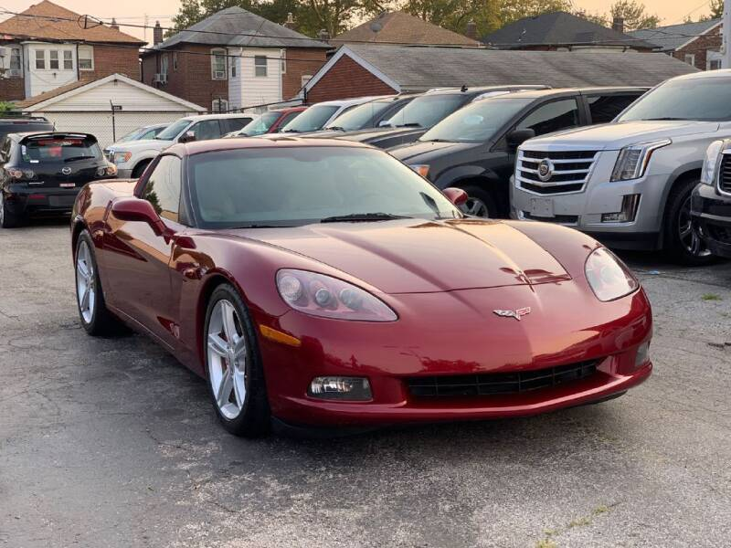 2007 Chevrolet Corvette for sale at IMPORT Motors in Saint Louis MO