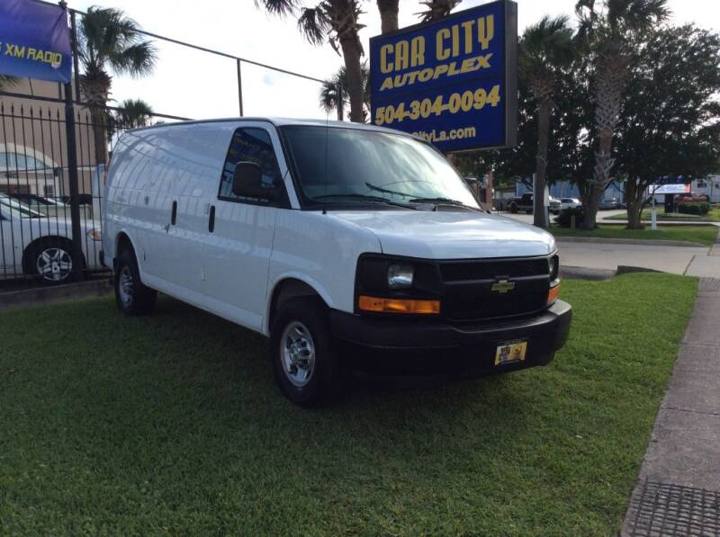 2017 Chevrolet Express Cargo for sale at Car City Autoplex in Metairie LA