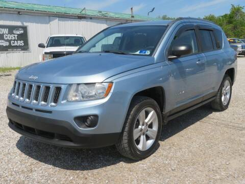 2013 Jeep Compass for sale at Low Cost Cars in Circleville OH