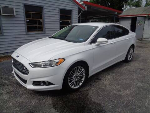 2015 Ford Fusion for sale at Z MOTORS INC in Fort Lauderdale FL