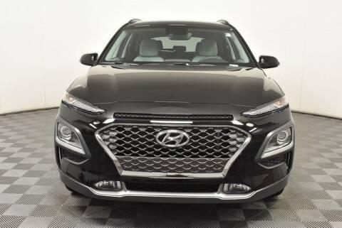 2021 Hyundai Kona for sale at Southern Auto Solutions-Jim Ellis Hyundai in Marietta GA