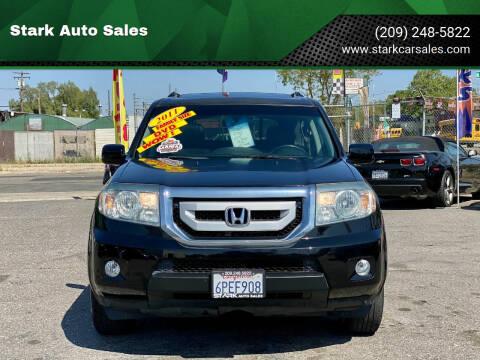 2011 Honda Pilot for sale at Stark Auto Sales in Modesto CA