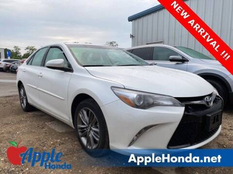 2017 Toyota Camry for sale at APPLE HONDA in Riverhead NY