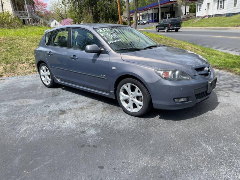 2008 Mazda MAZDA3 for sale at KP'S Cars in Staunton VA