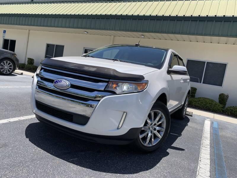 2012 Ford Edge for sale at Fisher Motor Group LLC in Bradenton FL