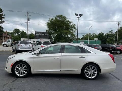 2014 Cadillac XTS for sale at Aurora Auto Center Inc in Aurora IL