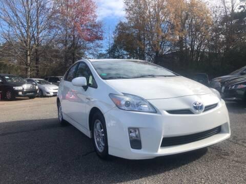 2011 Toyota Prius for sale at Select Luxury Motors in Cumming GA