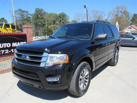 2017 Ford Expedition for sale at J T Auto Group in Sanford NC