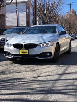 2015 BMW 4 Series for sale at Buy Here Pay Here Auto Sales in Newark NJ