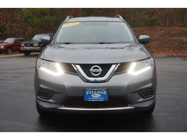 2016 Nissan Rogue AWD S 4dr Crossover - South Berwick ME
