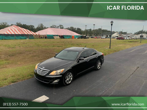 2012 Hyundai Genesis for sale at ICar Florida in Lutz FL