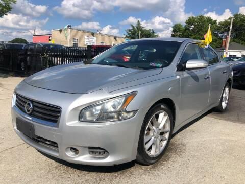 2012 Nissan Maxima for sale at Crestwood Auto Center in Richmond VA