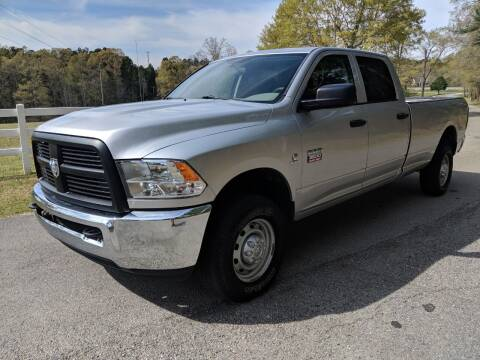 2012 RAM Ram Pickup 2500 for sale at RCD Trucks in Macon GA