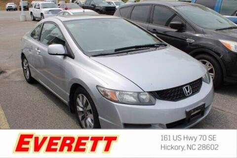 2009 Honda Civic for sale at Everett Chevrolet Buick GMC in Hickory NC