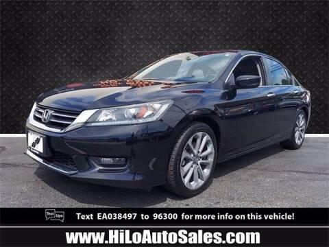 2014 Honda Accord for sale at Hi-Lo Auto Sales in Frederick MD