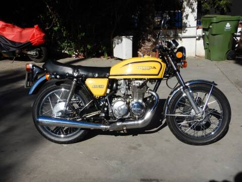 1977 Honda 400-4 Super sport for sale at California Cadillac & Collectibles in Los Angeles CA