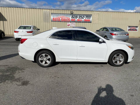 2016 Chevrolet Malibu Limited for sale at Stikeleather Auto Sales in Taylorsville NC