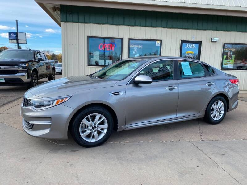 2018 Kia Optima for sale at Murphy Motors Next To New Minot in Minot ND