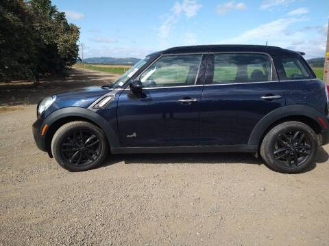 2013 MINI Countryman for sale at M AND S CAR SALES LLC in Independence OR