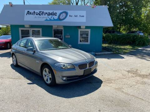 2012 BMW 5 Series for sale at Autostrade in Indianapolis IN