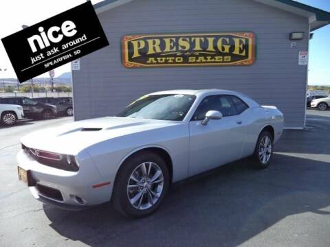 2020 Dodge Challenger for sale at PRESTIGE AUTO SALES in Spearfish SD