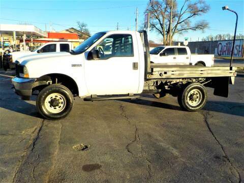2003 Ford F-350 Super Duty for sale at Steffes Motors in Council Bluffs IA