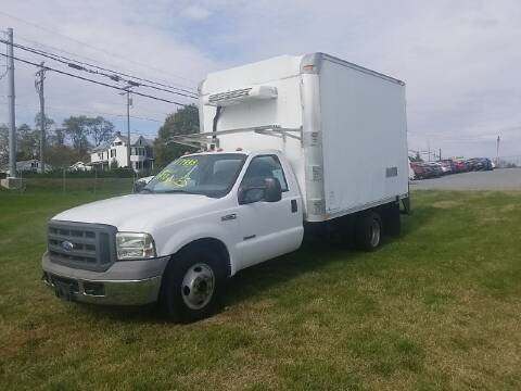 2005 Ford F-350 Super Duty for sale at Cascade Used Auto Sales in Martinsburg WV