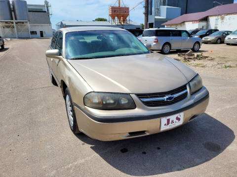 2004 Chevrolet Impala for sale at J & S Auto Sales in Thompson ND