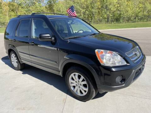 2005 Honda CR-V for sale at Angies Auto Sales LLC in Newport MN