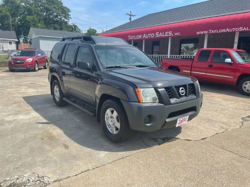 2008 Nissan Xterra for sale at Taylor Auto Sales Inc in Lyman SC