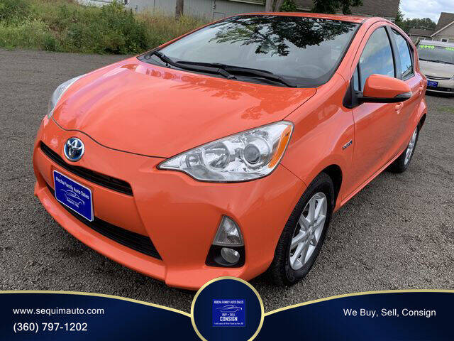 2014 Toyota Prius c for sale in Sequim, WA